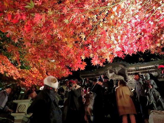 大山寺は凄い混雑