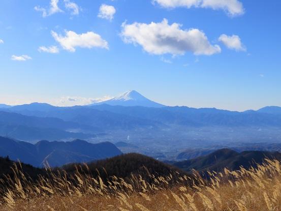 乾徳山景色