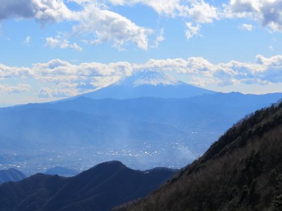 大ダオからの富士山も綺麗