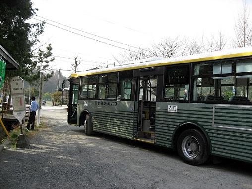 寄バス停から蛭ヶ岳南陵(南尾根)・丹沢主脈縦走のスタート