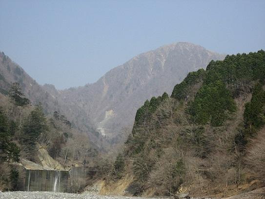 蛭ヶ岳南陵(南尾根)今回の核心部