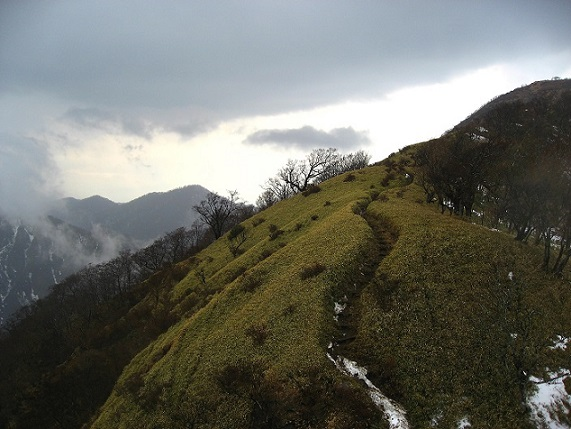 丹沢主稜縦走路山の天気