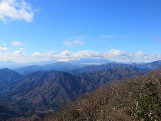 ガスガスは富士山の景色