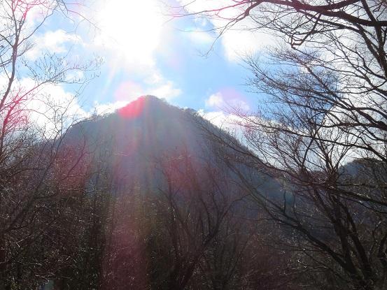 ダイヤモンド金時山