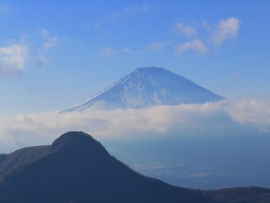 富士山は大きい