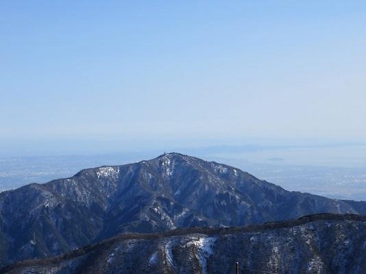 大山江ノ島と三浦半島