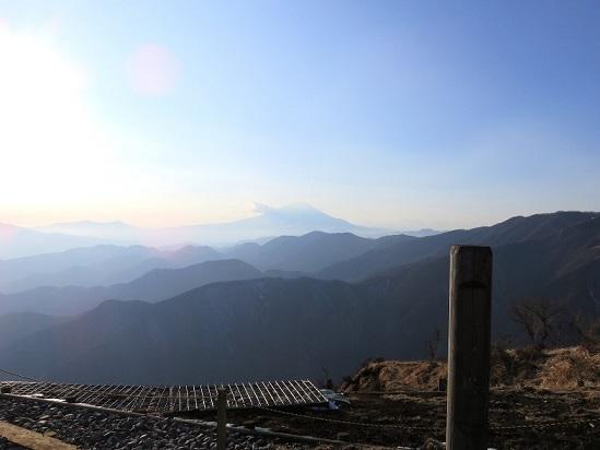 三ノ塔の山頂