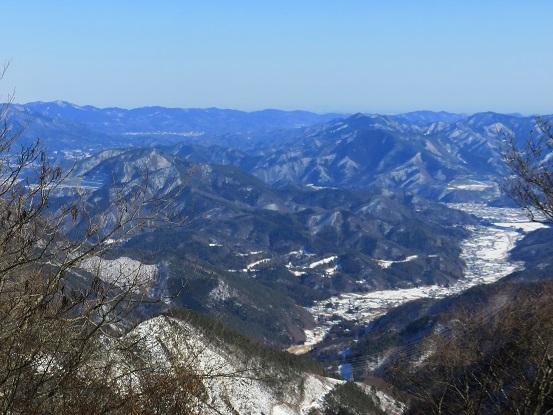 茶臼山目前