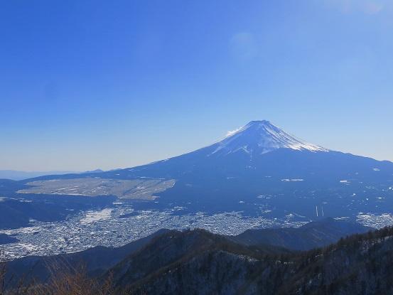 三ッ峠山名山