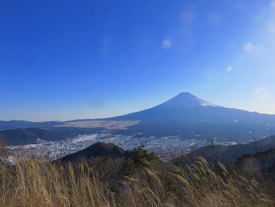 三ツ峠山富士山絶景スポット