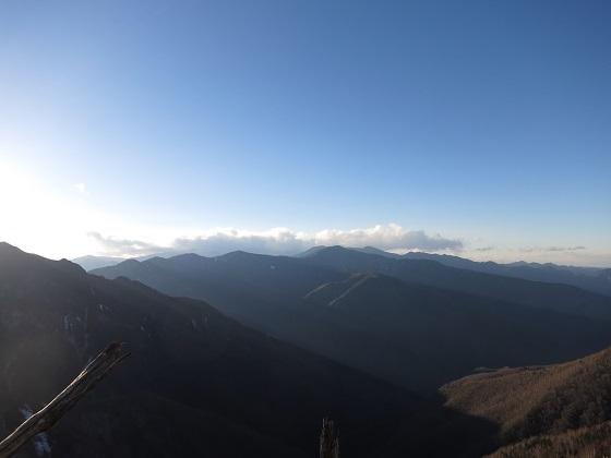 素敵な山の景色