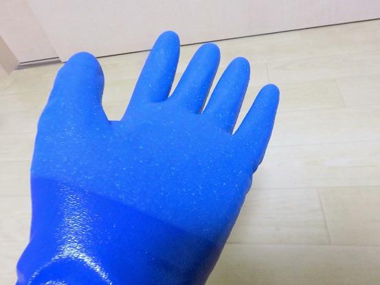 家事用手袋滑り止め効果抜群