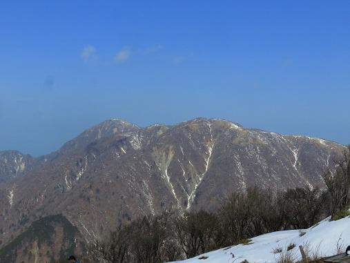 蛭ヶ岳方面の写真