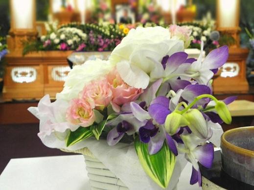 小さなお葬式、家族葬