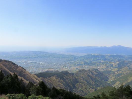 烏尾山綺麗な景色