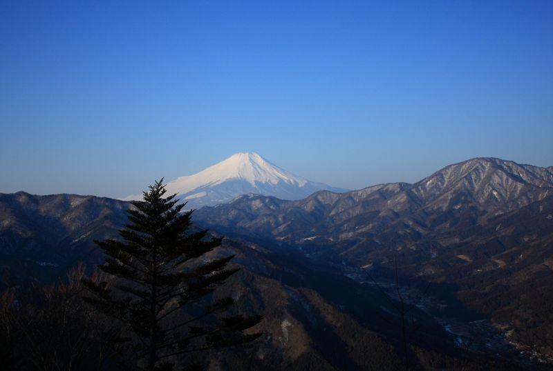 富士山御正体山
