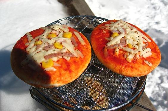 ピザ焼き網