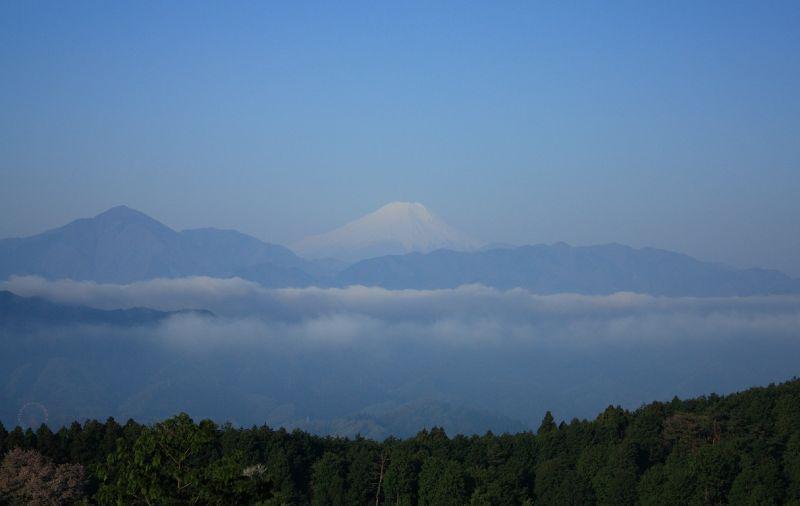 一丁平富士山