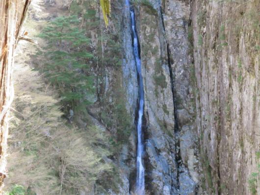双門の滝水量