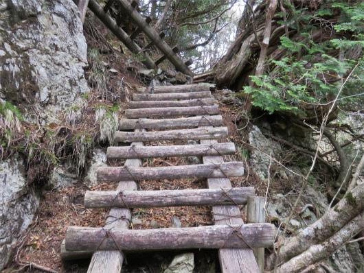 梯子の連続