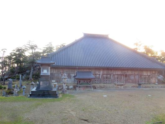 世界遺産大峯山寺