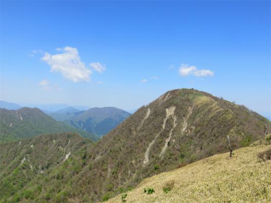 蛭ヶ岳までが遠く