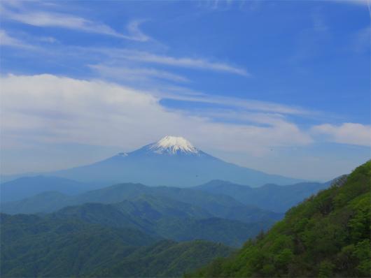西丹沢富士山