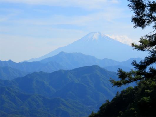富士山道志山塊