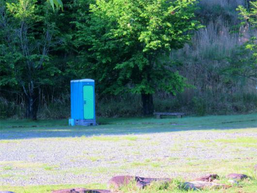 船石峠簡易トイレ