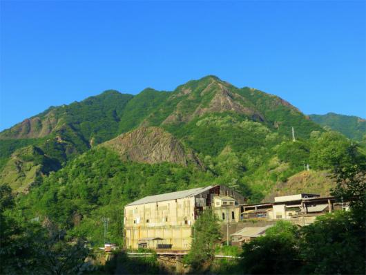 山と産業遺産