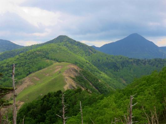皇海山・庚申山・オロ山