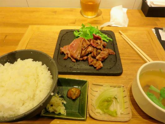 牛たんITADORI軽井沢熟成牛たん定食