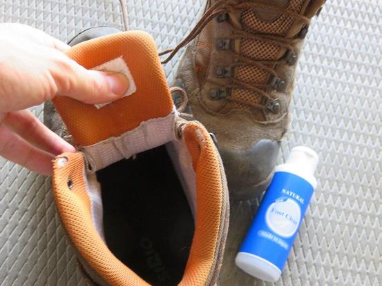 フットクリア靴サンダル消臭