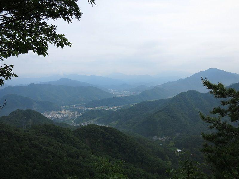 花咲山方面