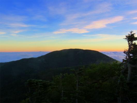 三宝山は埼玉県最高峰