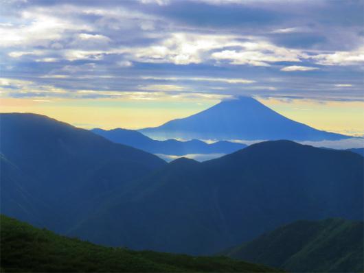 立派な富士山