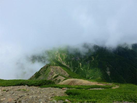 山が大きい