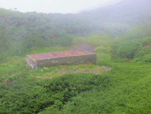 兎岳避難小屋
