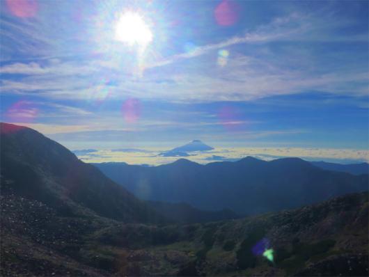 富士山美しく