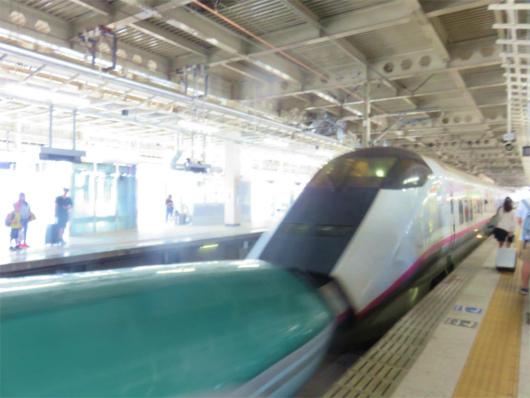 はやて・こまち新幹線