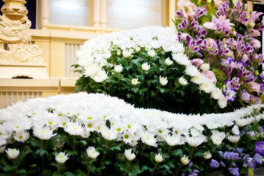 お別れ会・偲ぶ会・社葬用の仏花
