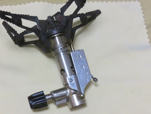 シングルガスバーナープリムスP-153ウルトラバーナー