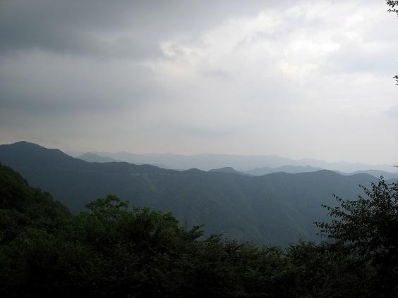 モヤモヤ~な景色