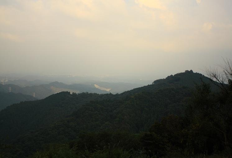高水山(標高759m)