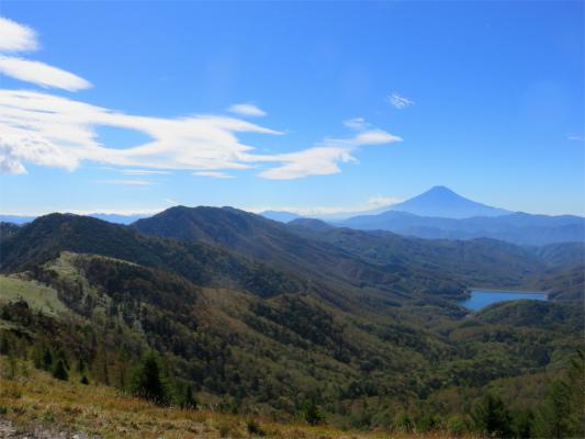 富士山・大菩薩湖のコラボレーション