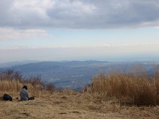 山ガールファッション登山者