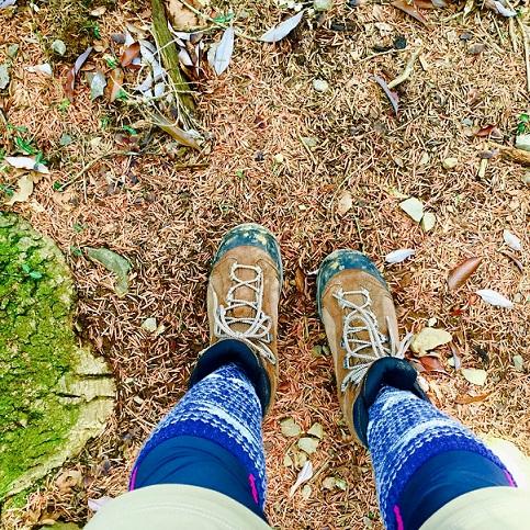 f:id:山ガールファッション靴