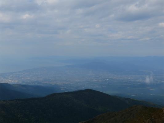 富士市の街並み