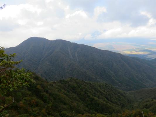 越前岳・黒岳