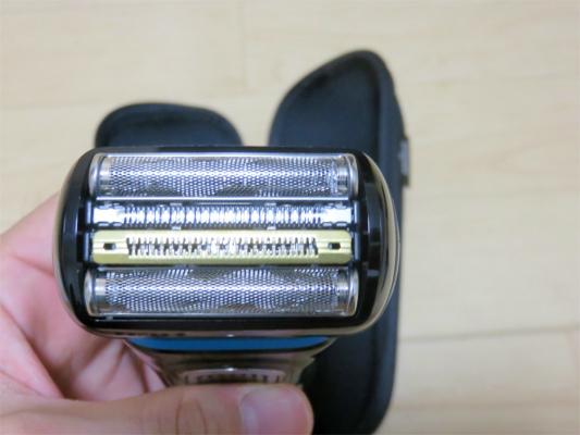 ブラウン電気カミソリシリーズ95カットシステム